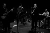 Phil Robson Quartet with Jed Levy Nov 2018 by Brian Homer
