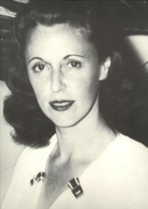 Baroness Kathleen Annie Pannonica de Koenigswarter (née Rothschild)